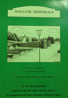 Book - Mallusk Memorials