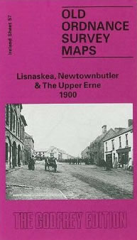Lisnaskea, Newtownbutler & The Upper Erne 1900