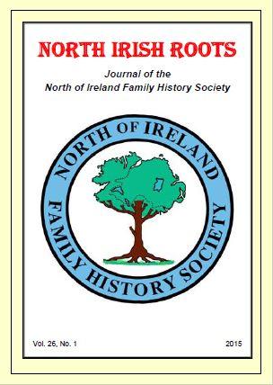 cover image - North Irish Roots