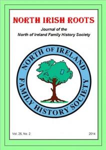 North Irish Roots 25.2
