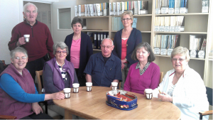 Transcribers Group Photo