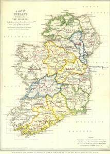 Church of Ireland Dioceses 1906