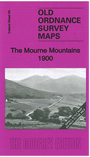 Alan Godfrey Map - Mourne Mountains 1900