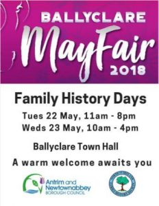 Ballyclare May Fair 2018